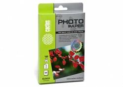 Фотобумага Cactus CS-GA618050 A6, 180г/м2, 50л, белая глянцевая для струйной печати - фото 4465