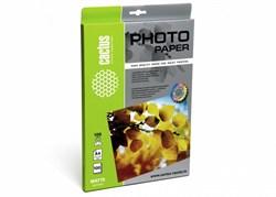Фотобумага Cactus CS-MA4100100 A4, 100г/м2, 100л, белая матовая для струйной печати - фото 4471