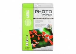 Фотобумага Cactus CS-GA4200100 A4, 200г/м2, 100л., белый глянцевое для струйной печати - фото 4472