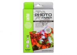 Фотобумага Cactus CS-GA6230100 10x15, 230г/м2, 100л, белая глянцевая для струйной печати - фото 4475