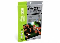 Фотобумага Cactus CS-GA423020 A4, 230г/м2, 20л., белый глянцевое для струйной печати - фото 4503