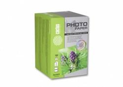Фотобумага Cactus CS-GA6180500 10x15, 180г/м2, 500л., белый глянцевое для струйной печати - фото 4507