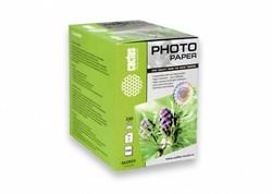 Фотобумага Cactus CS-GA6230500 10x15, 230г/м2, 500л., белый глянцевое для струйной печати - фото 4519