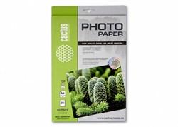 Фотобумага Cactus CS-GSA413020 A4, 130г/м2, 20л. глянцевое самоклей. для струйной печати - фото 4525
