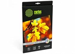 Фотобумага Cactus Prof CS-HGA426020 A4, 260г/м2, 20л., белый глянцевое для струйной печати - фото 4529