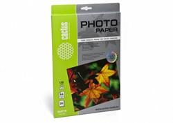 Фотобумага Cactus CS-MA417020 A4, 170г/м2, 20л., белый матовое для струйной печати - фото 4547
