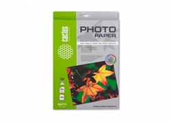 Фотобумага Cactus CS-MA423050 A4, 230г/м2, 50л., белый матовое для струйной печати - фото 4554