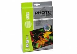 Фотобумага Cactus CS-MA517050 A5, 170г/м2, 50л., белый матовое для струйной печати - фото 4556