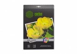 Фотобумага Cactus CS-MIXPACK A4, 10л. различная фактура универсальная - фото 4566