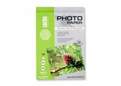 Фотобумага Cactus CS-MSA310020 A3, 100г/м2, 20л, белая матовая самоклей. для струйной печати - фото 4572