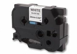 Лента Cactus CS-TZ251 (TZE-251) черный для принтеров P-touch PT-1010, PT-1280, PT-1280VP, PT-2700VP (24 мм x 8 м) - фото 4622
