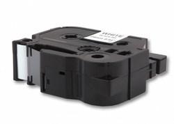 Лента Cactus CS-TZ251 (TZE-251) черный для принтеров P-touch PT-1010, PT-1280, PT-1280VP, PT-2700VP (24 мм x 8 м) - фото 4623