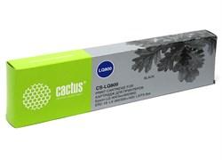 Матричные картриджи Cactus CS-LQ800 черный для Epson LQ-300, 5xx, 800, 850, ERC-19, LX-300, 300+, 400, FX-8xx - фото 4642