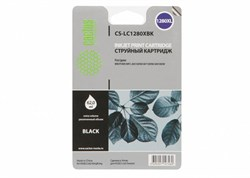 Струйный картридж Cactus CS-LC1280XBK (LC-1280XLBK) черный для принтеров MFC-J5910DW, MFC-J6510DW, MFC-J6710DW, MFC-6910DW (2400 стр.) - фото 4773