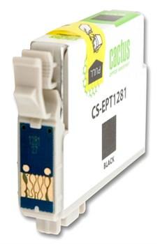 Струйный картридж Cactus CS-EPT1285 (C13T12854010) набор для принтеров Epson Stylus S22, S125, SX130, SX230, SX235W, SX420W, SX425W, SX430W, SX435W, SX440W, SX445W, Office BX305F (4 x 270 стр.) - фото 5367