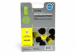 Струйный картридж Cactus CS-C4909 (HP 940XL) желтый увеличенной емкости для HP OfficeJet 8000 Pro, 8500, 8500a, 8500a Plus (30 мл) - фото 5591
