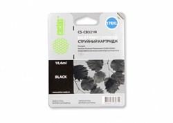 Струйный картридж Cactus CS-CB321N (HP 178XL) черный увеличенной емкости для принтеров HP DeskJet 3070A B611, 3522; PhotoSmart 5510 B111, 5520, 7520, B010, B110, B209, B210, B8553, C310, C410, C5300, C5380, C6383, D5460 (21,6 мл) - фото 5781