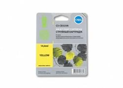Струйный картридж Cactus CS-CB325N (HP 178XL) желтый увеличенной емкости для HP DeskJet 3070A B611, 3522; PhotoSmart 5510 B111, 5520, 7520, B010, B110, B209, B210, B8553, C309, C310, C410, C5300, C5380, C6383, D5460 (14,6 мл.) - фото 5801