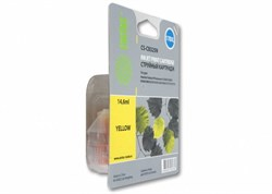Струйный картридж Cactus CS-CB325N (HP 178XL) желтый увеличенной емкости для HP DeskJet 3070A B611, 3522; PhotoSmart 5510 B111, 5520, 7520, B010, B110, B209, B210, B8553, C309, C310, C410, C5300, C5380, C6383, D5460 (14,6 мл.) - фото 5802