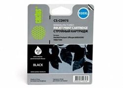 Струйный картридж Cactus CS-CD975 (HP 920XL) черный увеличенной емкости для HP OfficeJet 6000 Pro, 6500, 6500a, 7000, 7500, 7500a (e910a) (56,6 мл) - фото 5851