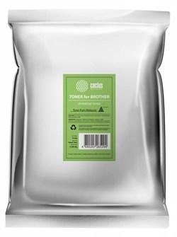 Тонер Cactus CS-TBR-10kg черный пакет 10000гр. для принтера Brother Universal toner - фото 5937