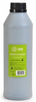 Тонер для копира Cactus CS-TKY-1000 черный для принтера Universal toner Kyocera (флакон 1'000 гр.) - фото 5958