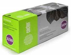 Лазерный картридж Cactus CS-TN3230 (TN-3230) черный для принтеров Brother HL-5340D, HL-5350DN, HL-5350DNLT, HL-5370DW, HL-5380DN, DCP-8070D, DCP-8085DN, MFC-8370DN, MFC-8380DN, MFC-8880DN, MFC-8890DW (3'000 стр.) - фото 5997