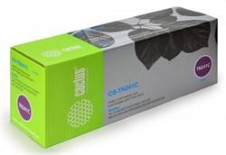 Лазерный картридж Cactus CS-TN241C (TN-241C) голубой для принтеров Brother HL 3140cw, 3150cdw, 3170cdw; DCP 9015cdw, DCP 9020cdw; MFC 9140cdn, 9330cdw, 9340cdw (1'400 стр.) - фото 6023