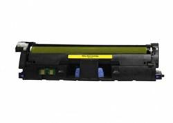 Лазерный картридж Cactus CSP-Q3962A (HP 122A) желтый для принтеров HP  Color LaserJet 2550, 2550L, 2550LN, 2550N, 2820, 2830, 2840 (4000 стр.) - фото 6124