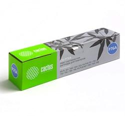 Лазерный картридж Cactus CS-P76A (KX-FA76A) черный для принтеров Panasonic KX FL501, FL502, FL503ru, FL521, FL523, FL523ru, FL551, FL553ru, FLB750ru, FLB751, FLB752, FLB753ru, FLB755, FLB756, FLB758ru, FLM551, FLM552 (2'000 стр.) - фото 6160