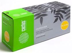 Лазерный картридж Cactus CS-PH3140X (108R00909) черный увеличенной емкости для Xerox Phaser 3140, 3155, 3160, 3160n (2'500 стр.) - фото 6184