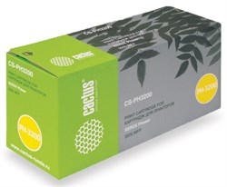 Лазерный картридж Cactus CS-PH3200 (113R00730) черный для Xerox Phaser 3200, 3200 MFP, 3200 MFP b, 3200 MFP n (3'000 стр.) - фото 6185