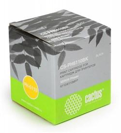 Лазерный картридж Cactus CS-PH6110BK (106R01203) черный для Xerox Phaser 6110, 6110b, 6110 MFP, 6110n, 6110 MFP b, 6110 MFP s, 6110 MFP x, 6110vb, 6110vn (2'000 стр.) - фото 6249