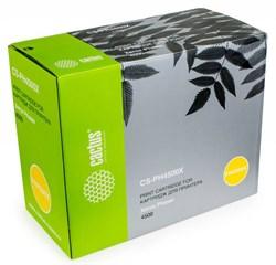 Лазерный картридж Cactus CS-PH4500X (113R00657) черный для Xerox Phaser 4500, 4500b, 4500dt, 4500dx, 4500n, 4500vn (18'000 стр.) - фото 6339