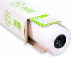 """Бумага для струйной печати Cactus CS-LFP90-1067457 (A0+) 1067мм-45м, 90г/м2, белая, втулка: 50.8мм (2"""") - фото 6727"""