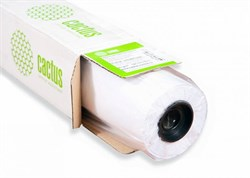 """Бумага Cactus CS-PC120-91430 36""""(A0) 914мм-30м, 120г/м2, белый универсальная (с покрытием) втулка:50.8мм (2"""") - фото 6738"""