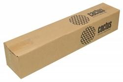 """Бумага универсальная Cactus CS-PP230-61030 24""""(A1) 610мм-30м, 230г/м2, белая (с покрытием) - фото 6747"""