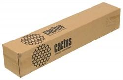 """Фотобумага Cactus CS-PM180-61030 610мм-30м, 180г/м2, белая матовая для струйной печати втулка: 50,8 мм (2"""") - фото 6752"""