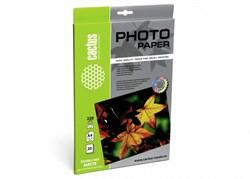 Фотобумага Cactus CS-MA422020DS A4, 220г/м2, 20л, матовая для струйной печати - фото 6790