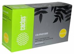 Лазерный картридж Cactus CS-PH3150S (109R00746) черный для Xerox Phaser 3150, 3150b, 3150n, 3151 (3'500 стр.) - фото 6850