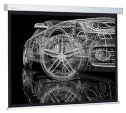 """Экран Cactus Wallscreen CS-PSW-206x274 135"""" 4:3 настенно-потолочный белый (206x274 см.) - фото 7026"""