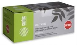 Лазерный картридж Cactus CS-TK310 (TK-310) черный для принтеров Kyocera Mita FS 2000, 2000d, 2000dn, 2000dtn, 3900, 3900dn, 3900dtn, 4000, 4000dn, 4000dtn (12'000 стр.) - фото 7064