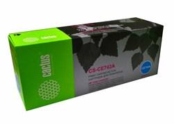 Лазерный картридж Cactus CS-CE743A (HP 307A) пурпурный для принтеров HP  Color LaserJet CP5220 PROFESSIONAL, CP5221, CP5223, CP5225 PROFESSIONAL, CP5225dn, CP5225sn, CP5227, CP5229 (7'300 стр.) - фото 7094