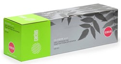 Лазерный картридж Cactus CS-O301BK (44973544) черный для принтеров Oki C 301, 301dn, 321, 321dn, MC 332, 332dn, 342, 342dn, 342dnw, 342dw (2'200 стр.) - фото 7111
