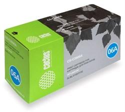 Лазерный картридж Cactus CS-C3906A (HP 06A) черный для HP LaserJet 5l, 6l, 3100, 3100se, 3100xi, 3150, 3150 AiO, 3150se AiO, 3150xi AiO (2'500 стр.) - фото 7217