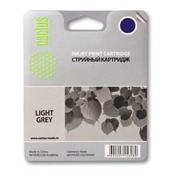 Струйный картридж Cactus CS-C9451A (HP 70) светло-серый для HP DesignJet Z2100, Z2100GP, Z3100, Z3100GP, Z3100ps GP, Z3200, Z3200ps, Z5200, Z5400 ePrinter, Z5400ps PostScript (130 мл.) - фото 7227