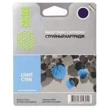 Струйный картридж Cactus CS-C9390 (HP 70) светло-голубой для HPDesignJetZ2100, Z2100GP, Z3100, Z3100GP, Z3100ps GP, Z3200, Z3200ps, Z5200, Z5400 ePrinter, Z5400ps PostScript (130 мл) - фото 7238