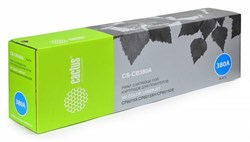 Лазерный картридж Cactus CS-CB380AR (HP 823A) черный для HP Color LaserJet CP6015, CP6015de, CP6015dn, CP6015n, CP6015x, CP6015xh (16'500 стр.) - фото 7325