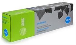 Лазерный картридж Cactus CS-CB381AR (HP 824A) голубой для HP Color LaserJet CM6030, CM6030f MFP, CM6030 MFP, CM6040, CM6040f MFP, CM6040 MFP, CP6015, CP6015de, CP6015dn, CP6015n, CP6015x, CP6015xh (21'000 стр.) - фото 7327