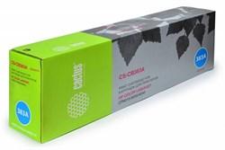 Лазерный картридж Cactus CS-CB382AR (HP 824A) желтый для принтеров HP Color LaserJet CM6030, CM6030f MFP, CM6030 MFP, CM6040, CM6040f MFP, CM6040 MFP, CP6015, CP6015de, CP6015dn, CP6015n, CP6015x, CP6015xh (21'000 стр.) - фото 7329